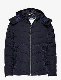 puffer jacke - padded jackets - sky captain blue