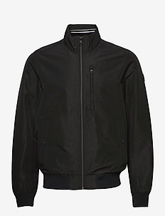 casual blous - bomber jackets - black