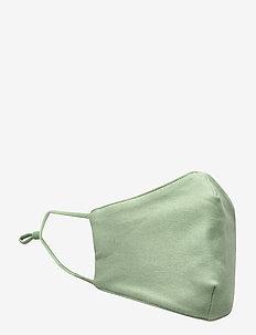 community fa - gezicht maskers - light mint green