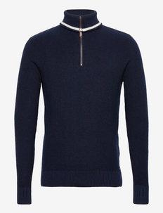 modern troye - tricots basiques - sky captain blue