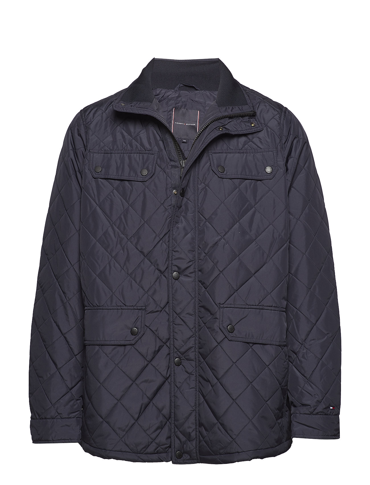 Tommy Hilfiger Big & Tall BT-QUILTED JACKET-B, - 413-SKY CAPTAIN