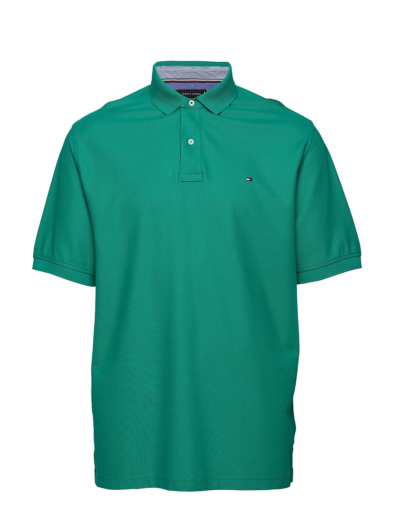 Tommy Hilfiger Big & Tall BT-HILFIGER POLO-B, - PEPPER GREEN