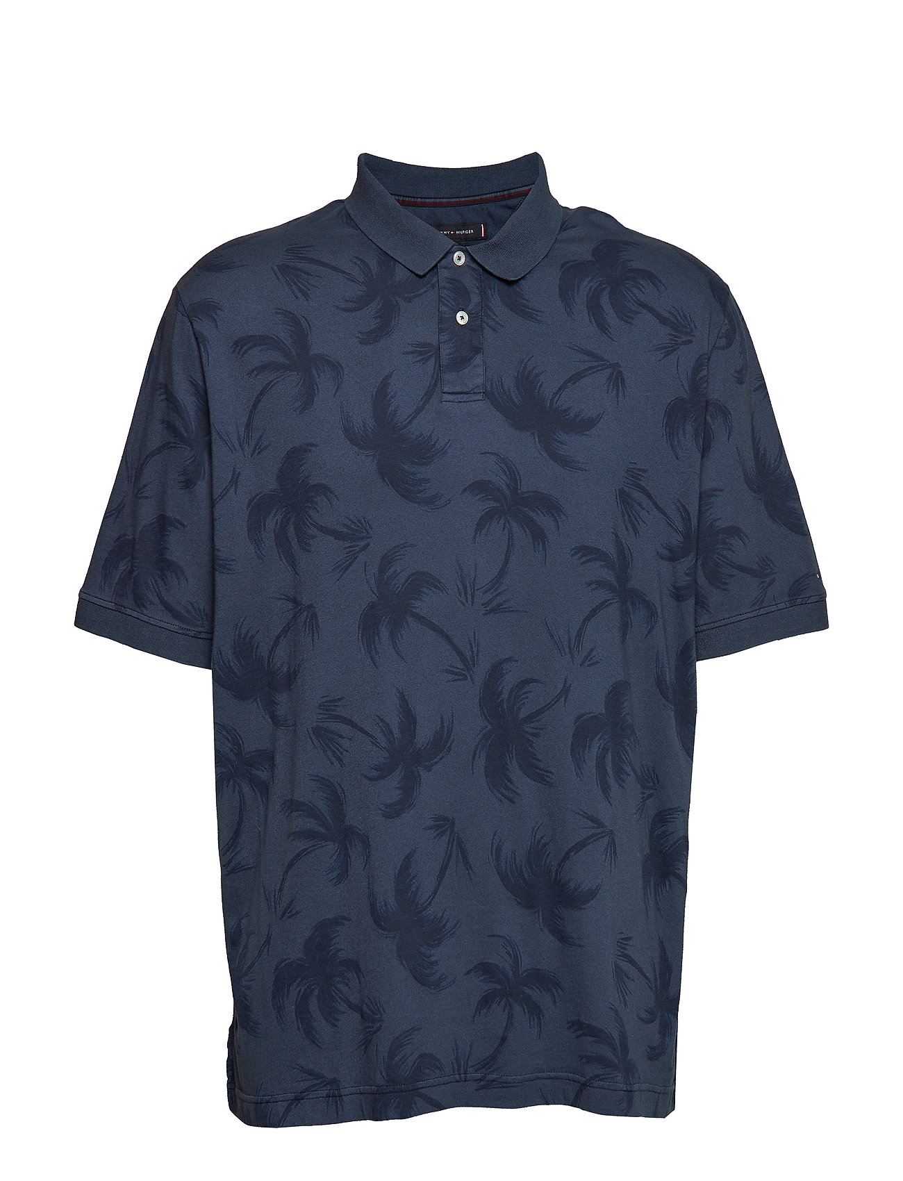 Tommy Hilfiger Big & Tall BT-ALLOVER PALM GMD, - SKY CAPTAIN