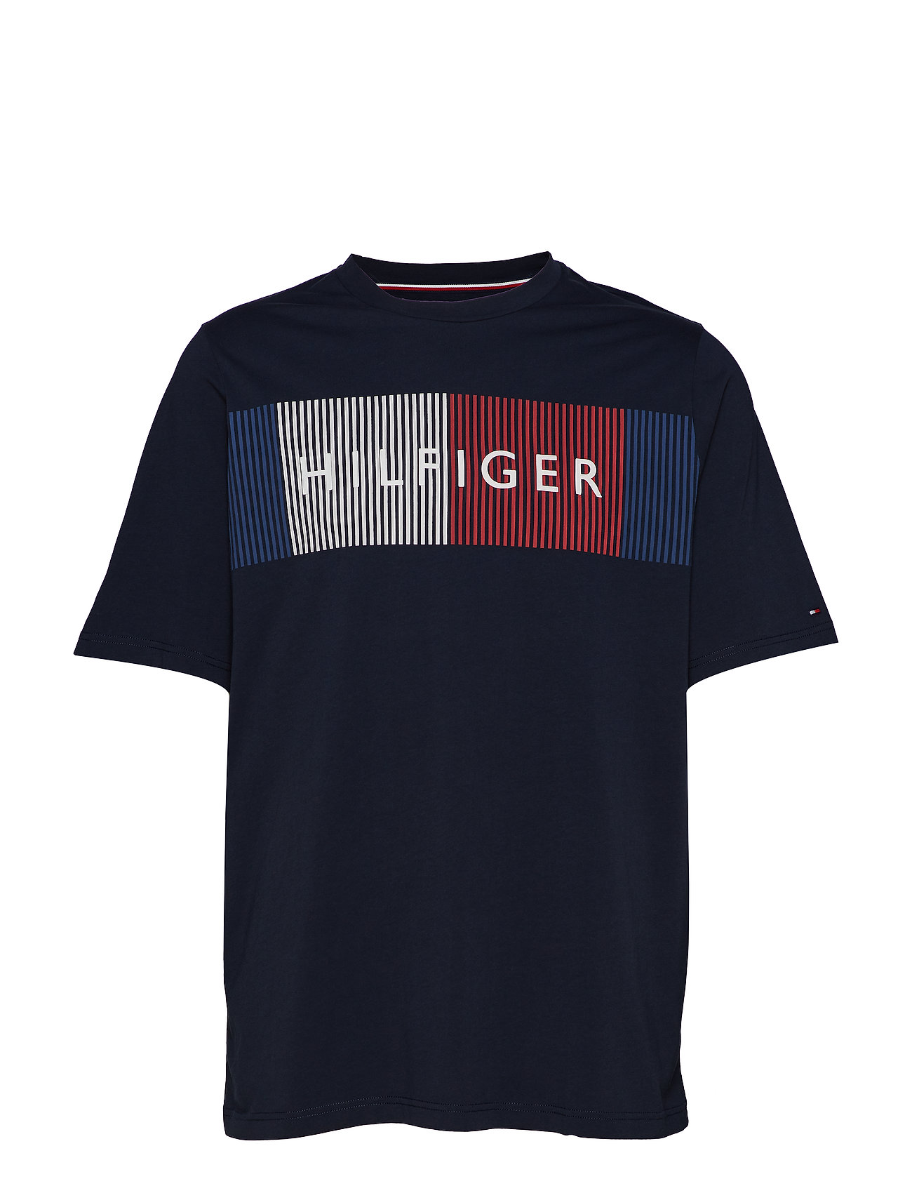 Tommy Hilfiger Big & Tall BT-CORP MERGE TEE-B - SKY CAPTAIN