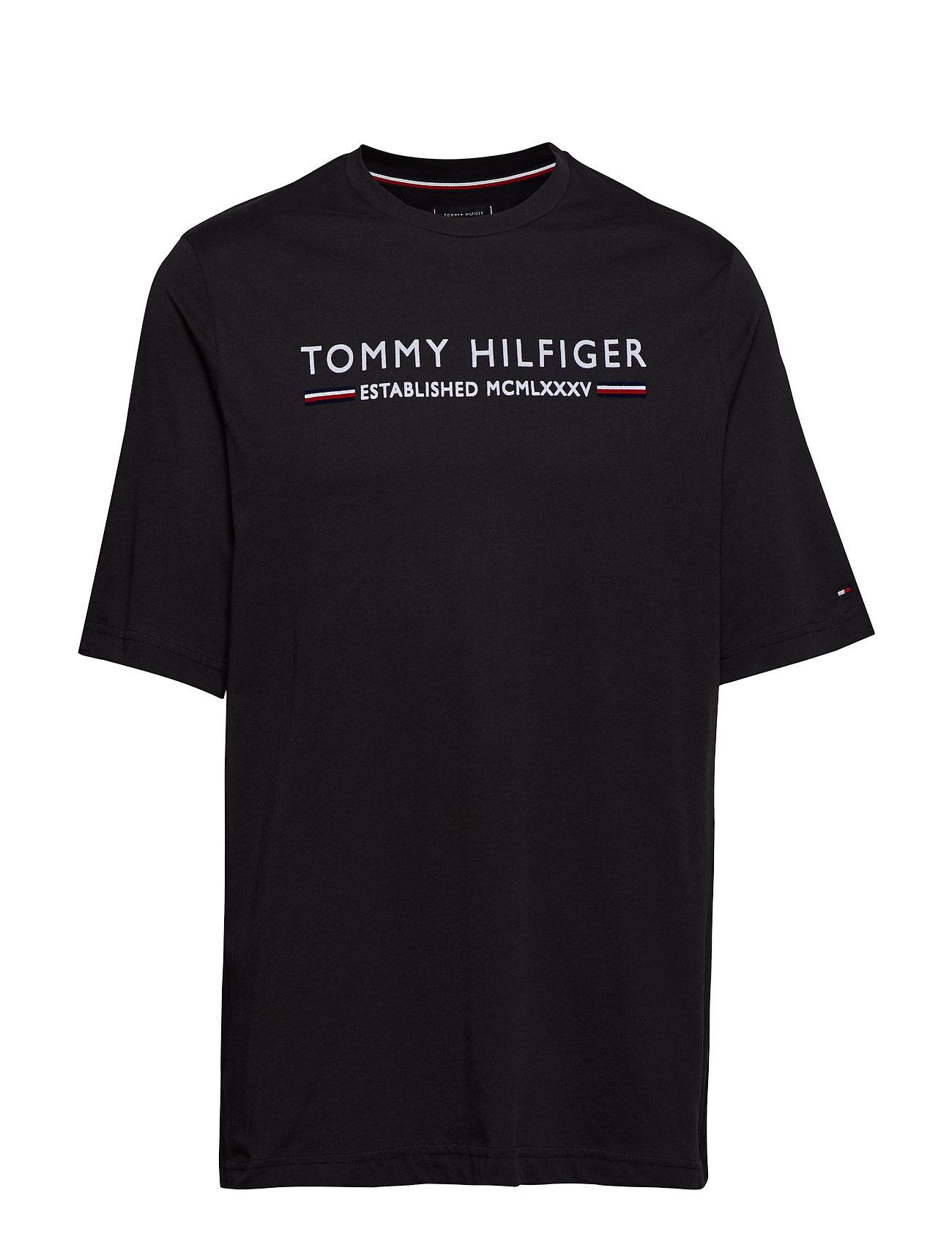 Tommy Hilfiger Big & Tall BT-TOMMY HILFIGER ES - JET BLACK
