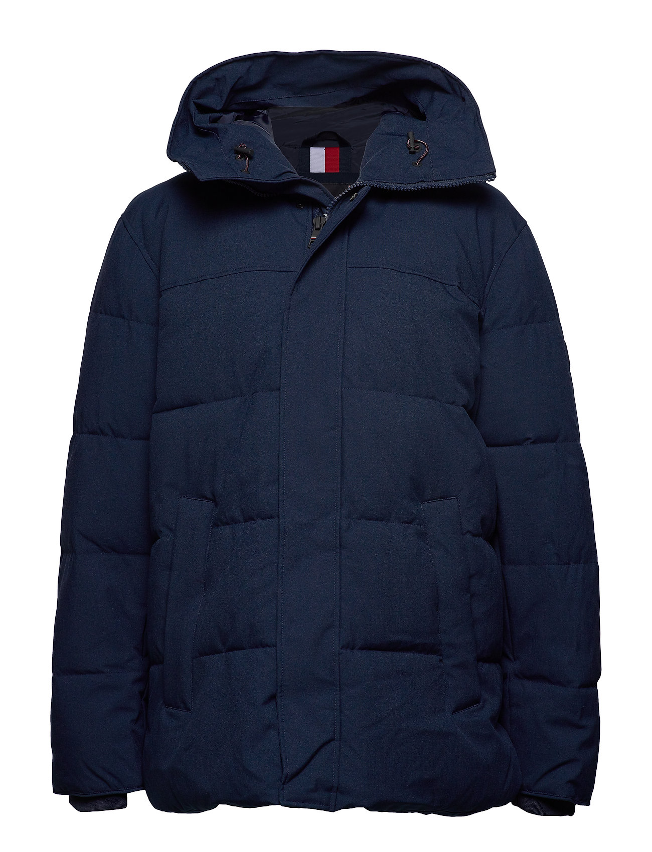 Tommy Hilfiger Big & Tall BT-HEAVY CANVAS BOMBER-B - NAVY BLAZER