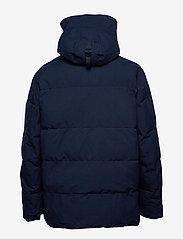 Tommy Hilfiger Big & Tall - BT-HEAVY CANVAS BOMBER-B - padded jackets - navy blazer - 2
