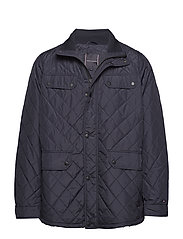 BT-QUILTED JACKET-B, - 413-SKY CAPTAIN