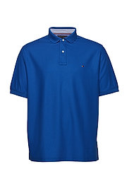 BT-HILFIGER POLO-B, - BLUE QUARTZ