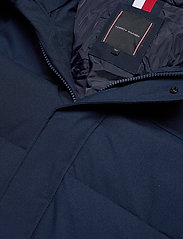 Tommy Hilfiger Big & Tall - BT-HEAVY CANVAS BOMBER-B - padded jackets - navy blazer - 4