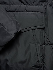 Tommy Hilfiger Big & Tall - BT-TOMMY HOODED BOMBER-B - padded jackets - jet black - 6