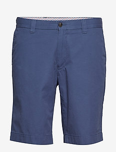 BT-BROOKLYN SHORT LIGHT TWILL-B - DARK DENIM