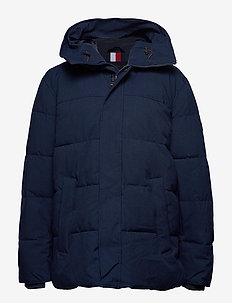 BT-HEAVY CANVAS BOMBER-B - padded jackets - navy blazer