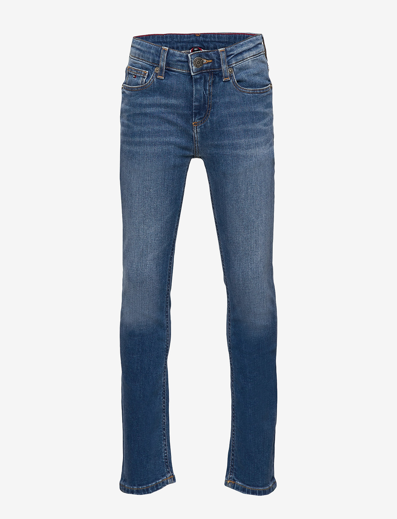 Tommy Hilfiger - BOYS SCANTON SLIM  N - jeans - new york mid stretch - 0