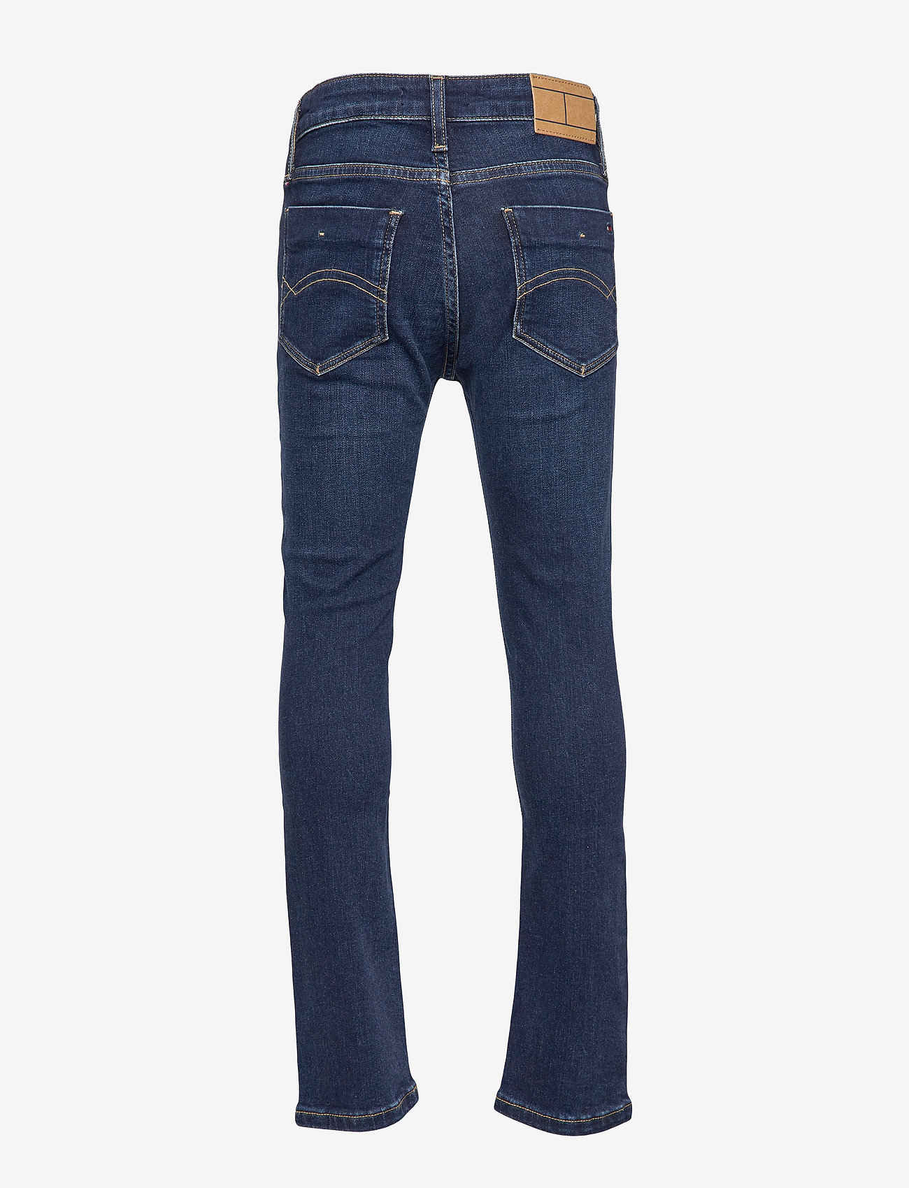 Tommy Hilfiger Boys Scanton Slim Ny - Nederdelar New York Dark Stretch