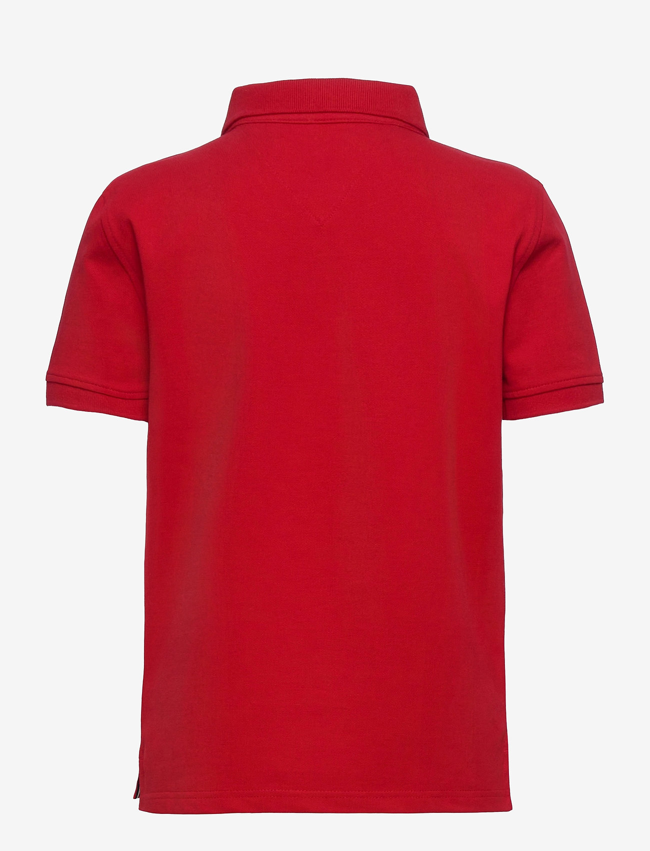 Tommy Hilfiger - BOYS TOMMY POLO S/S - polo shirts - apple red - 1