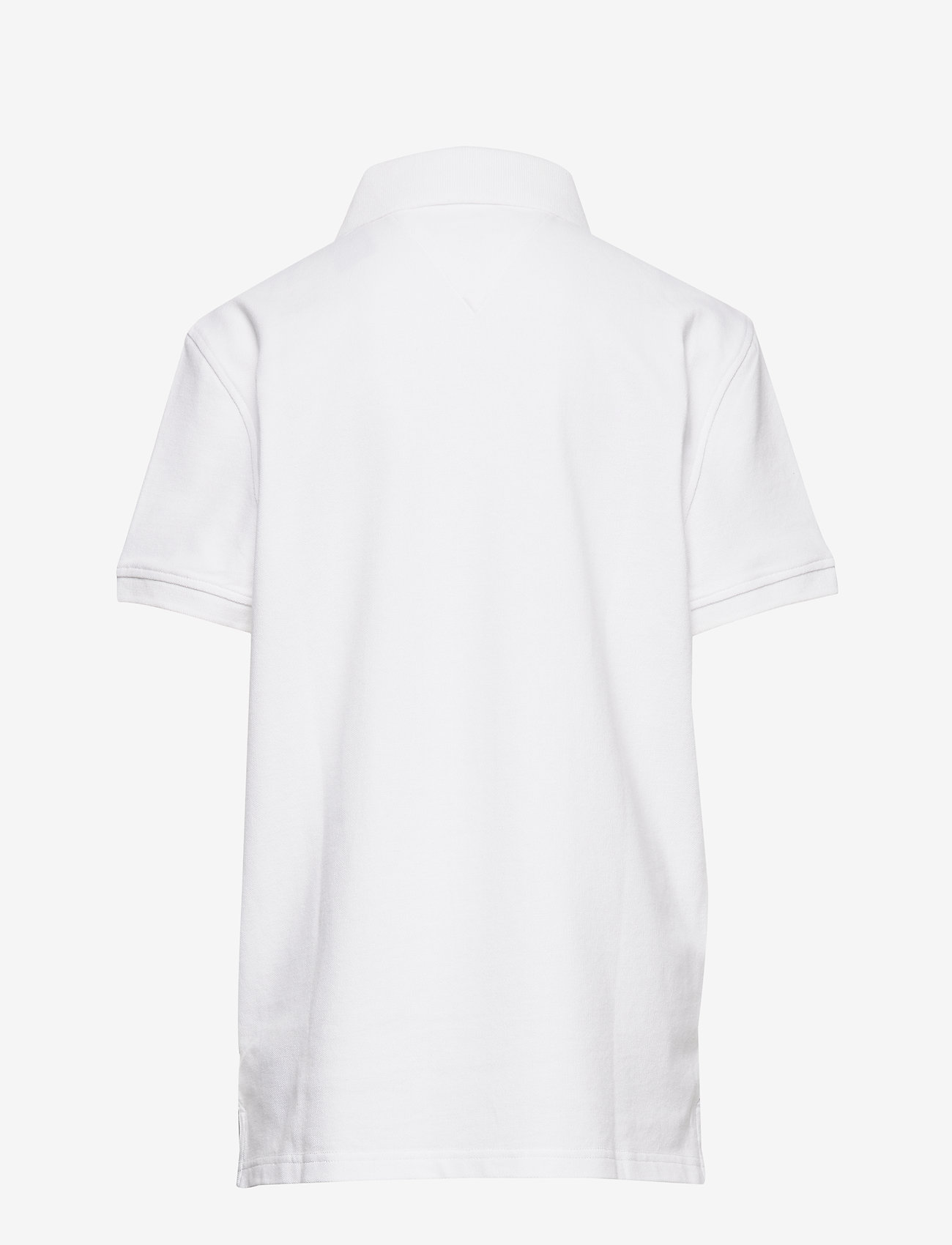 Tommy Hilfiger - BOYS TOMMY POLO S/S - poloer - bright white - 1
