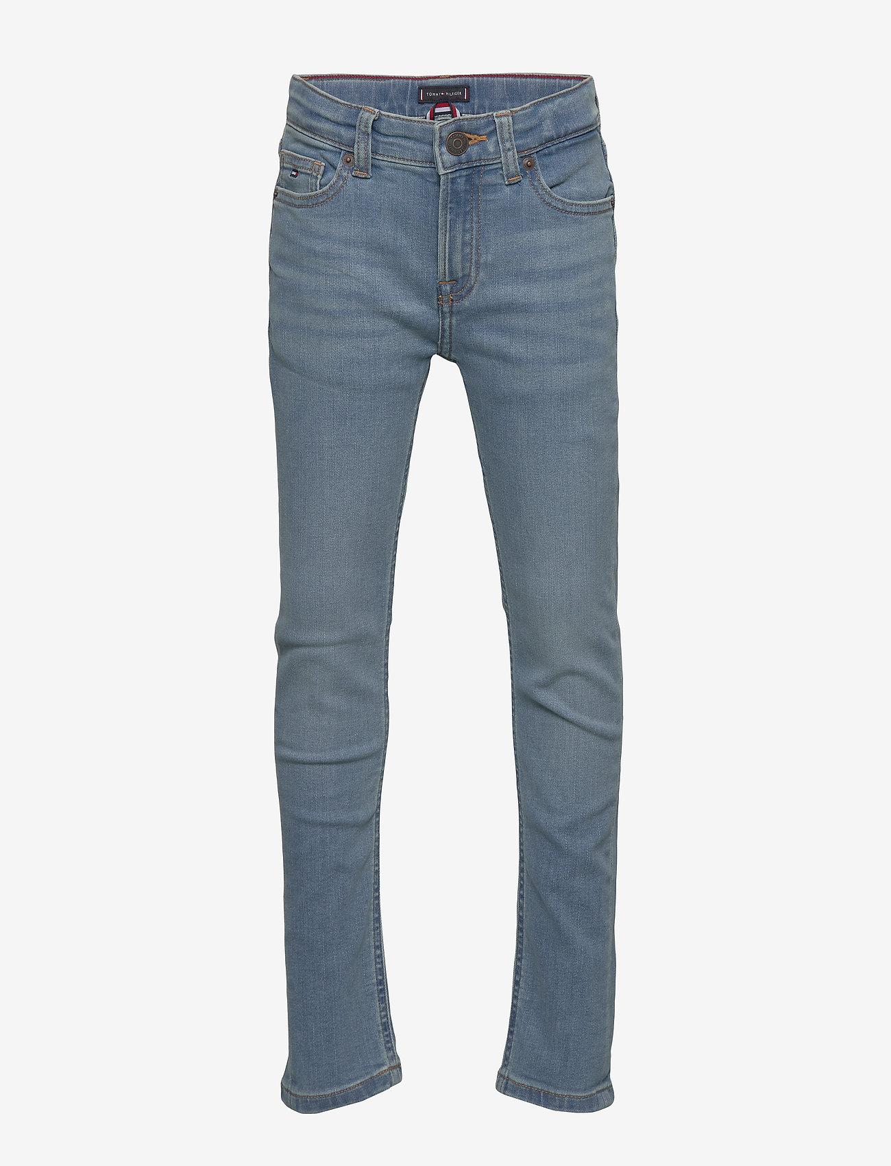 Tommy Hilfiger - SIMON SKINNY OCLBST - jeans - ocean light blue stretch