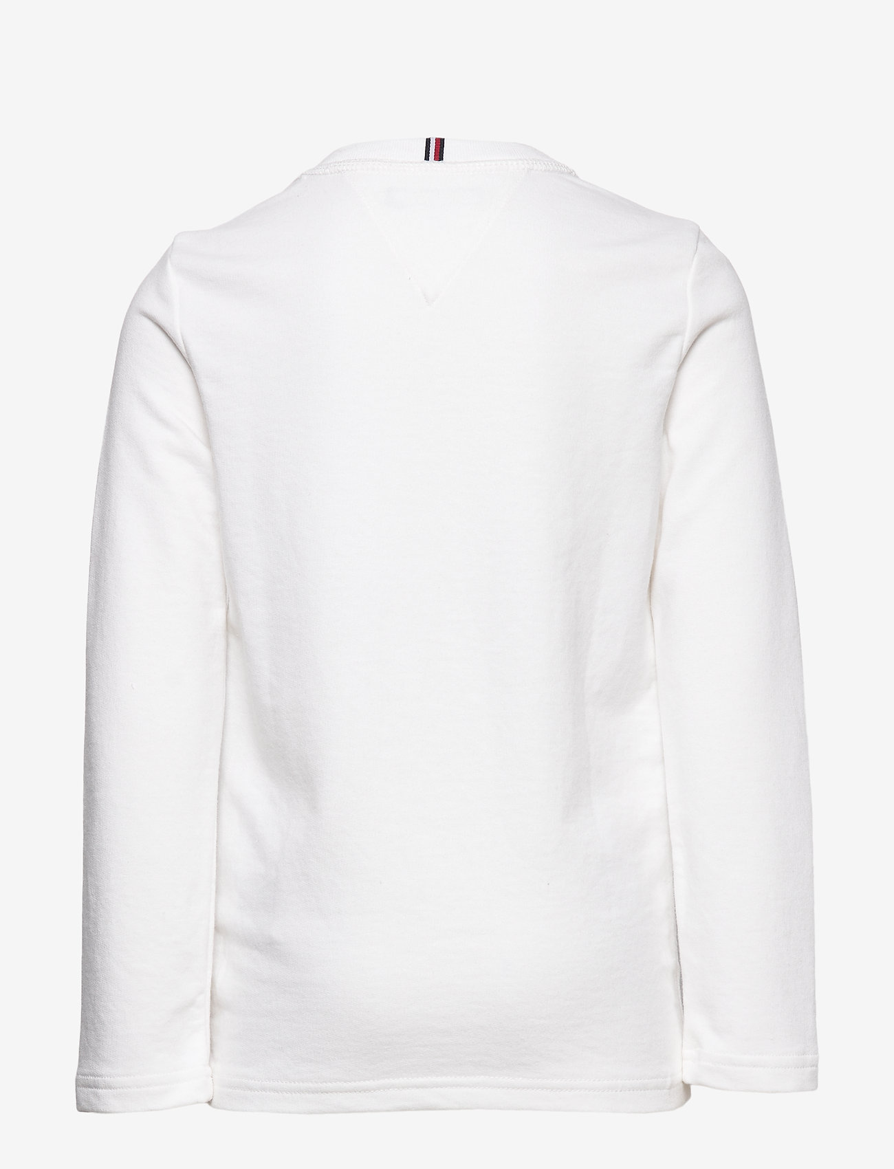 Tommy Hilfiger - WAFFLE HENLEY TEE L/ - lange mouwen - bright white - 1