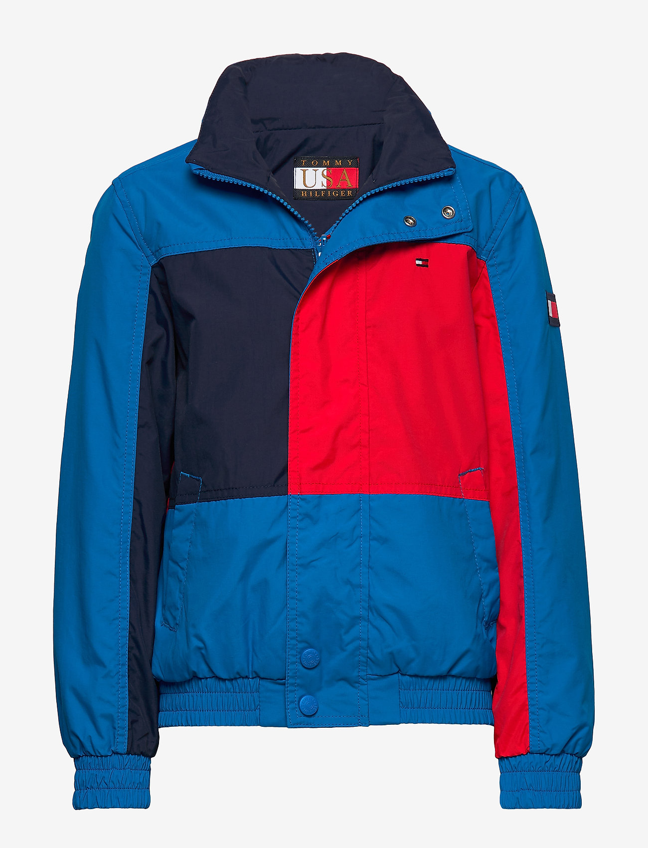 Tommy Hilfiger - REVERSIBLE COLOR BLO - puffer & padded - imperial blue - 0