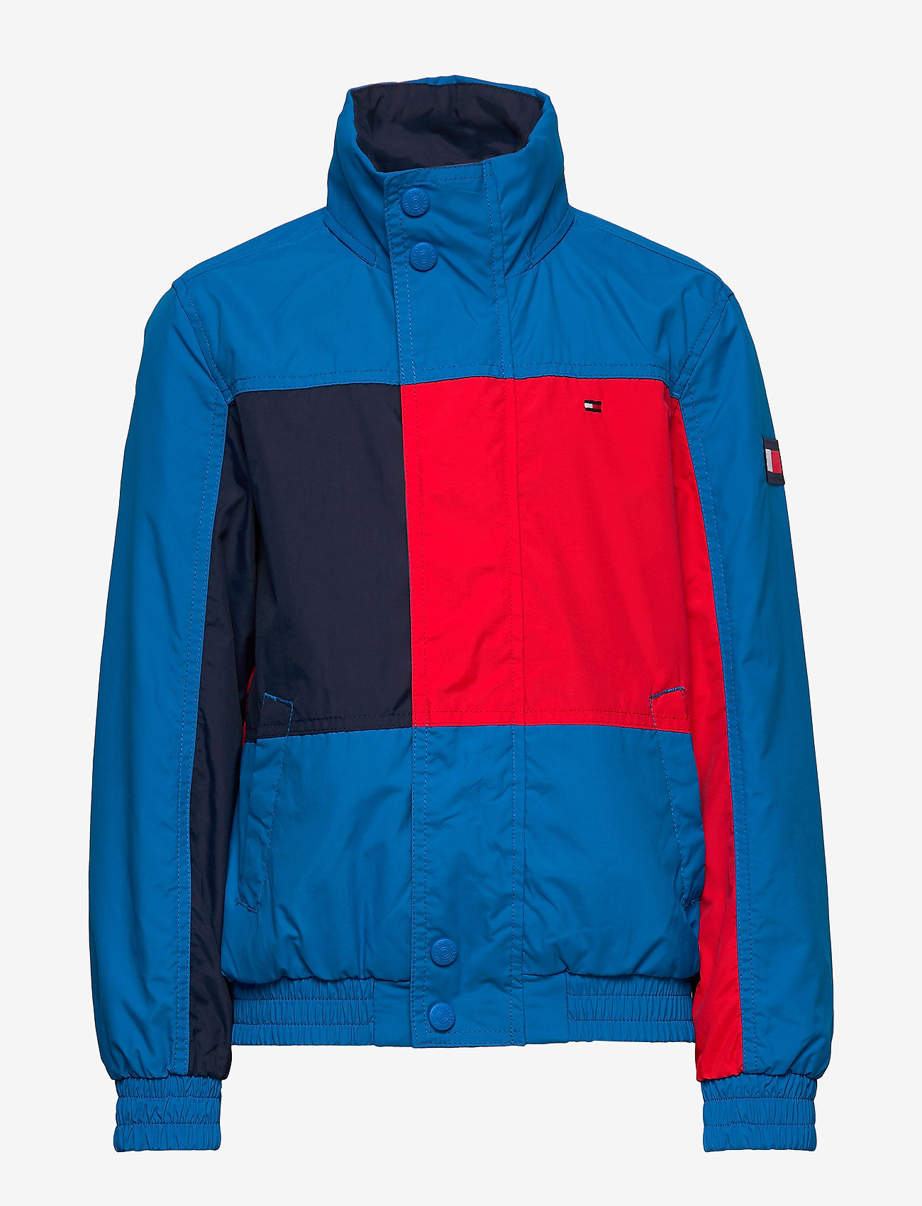 Tommy Hilfiger - REVERSIBLE COLOR BLO - puffer & padded - imperial blue - 1
