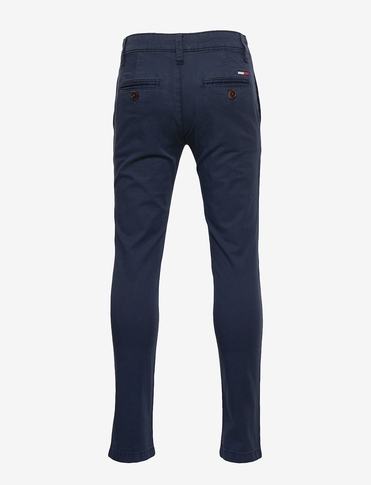 Tommy Hilfiger - ESSENTIAL SKINNY CHI - trousers - twilight navy