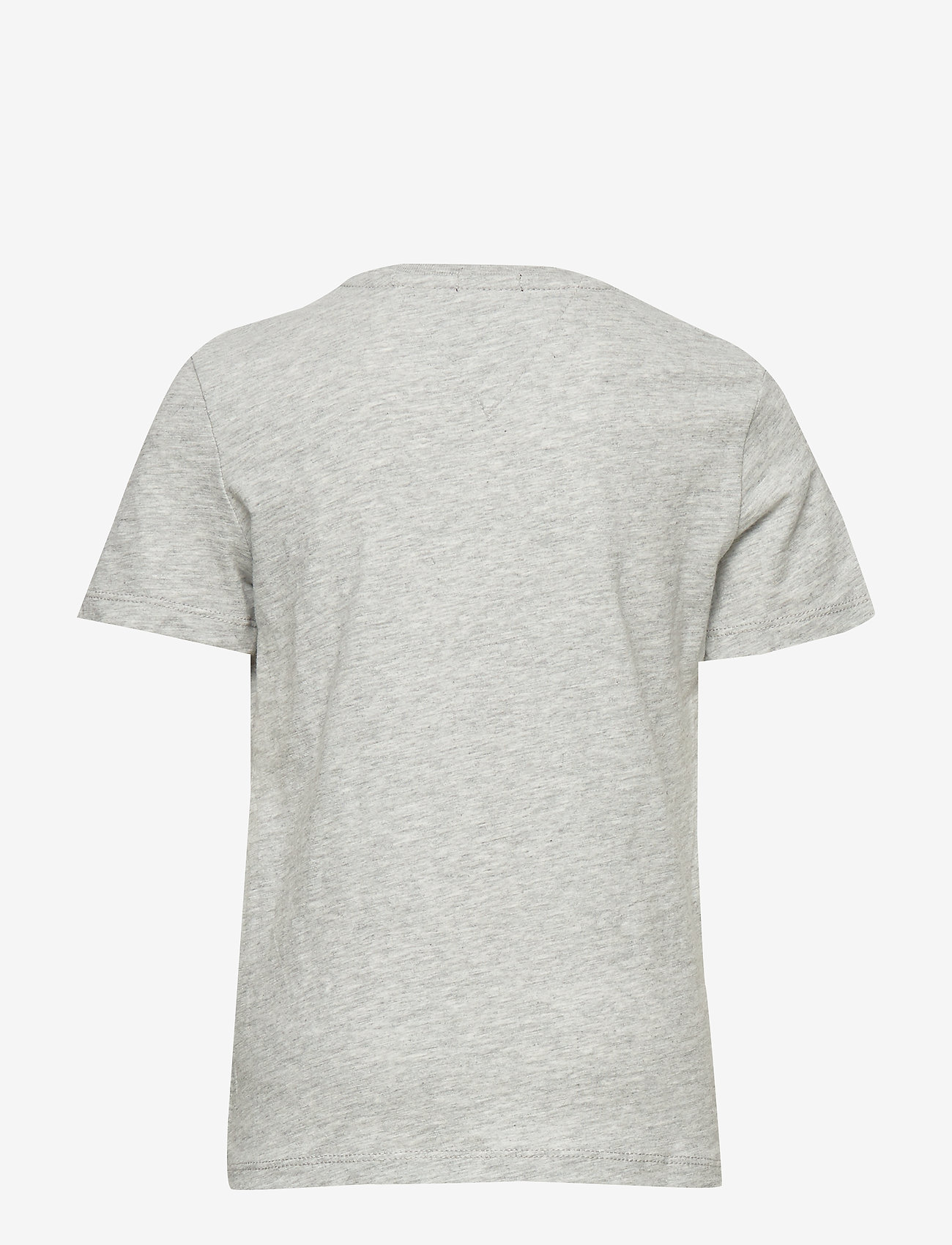 Tommy Hilfiger - ESSENTIAL LOGO TEE S - short-sleeved - light grey heather bc04 vol32 - 1