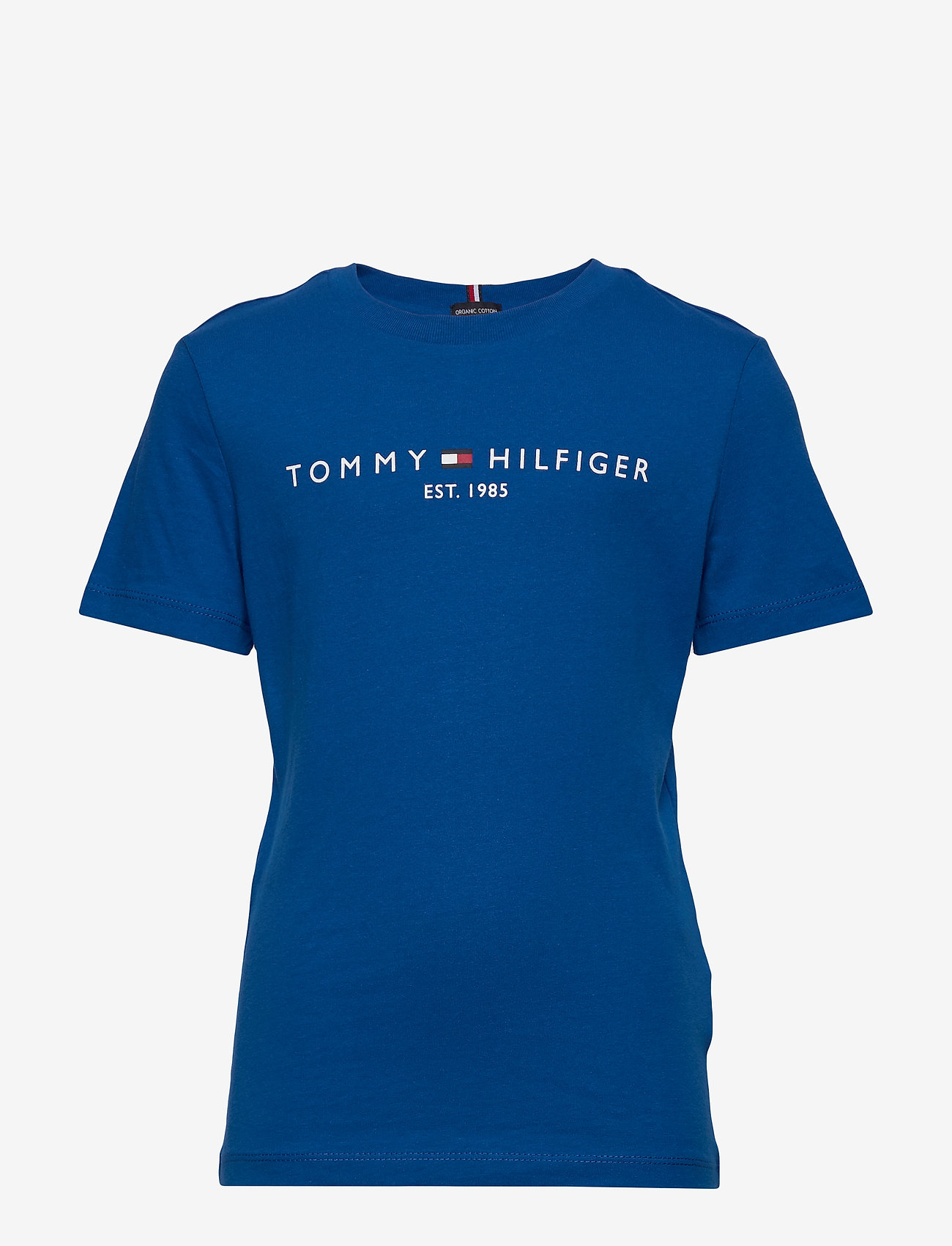 Tommy Hilfiger - ESSENTIAL TEE S/S - short-sleeved - lapis lazuli 431-880