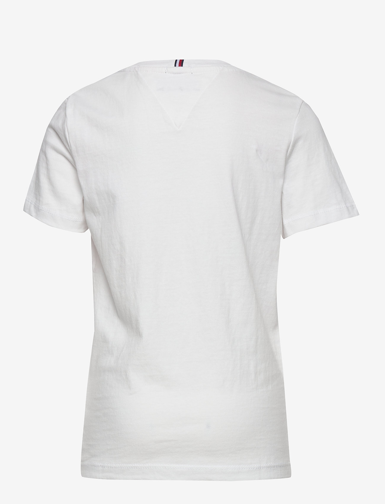 Tommy Hilfiger - ESSENTIAL TEE S/S - short-sleeved - white 658-170