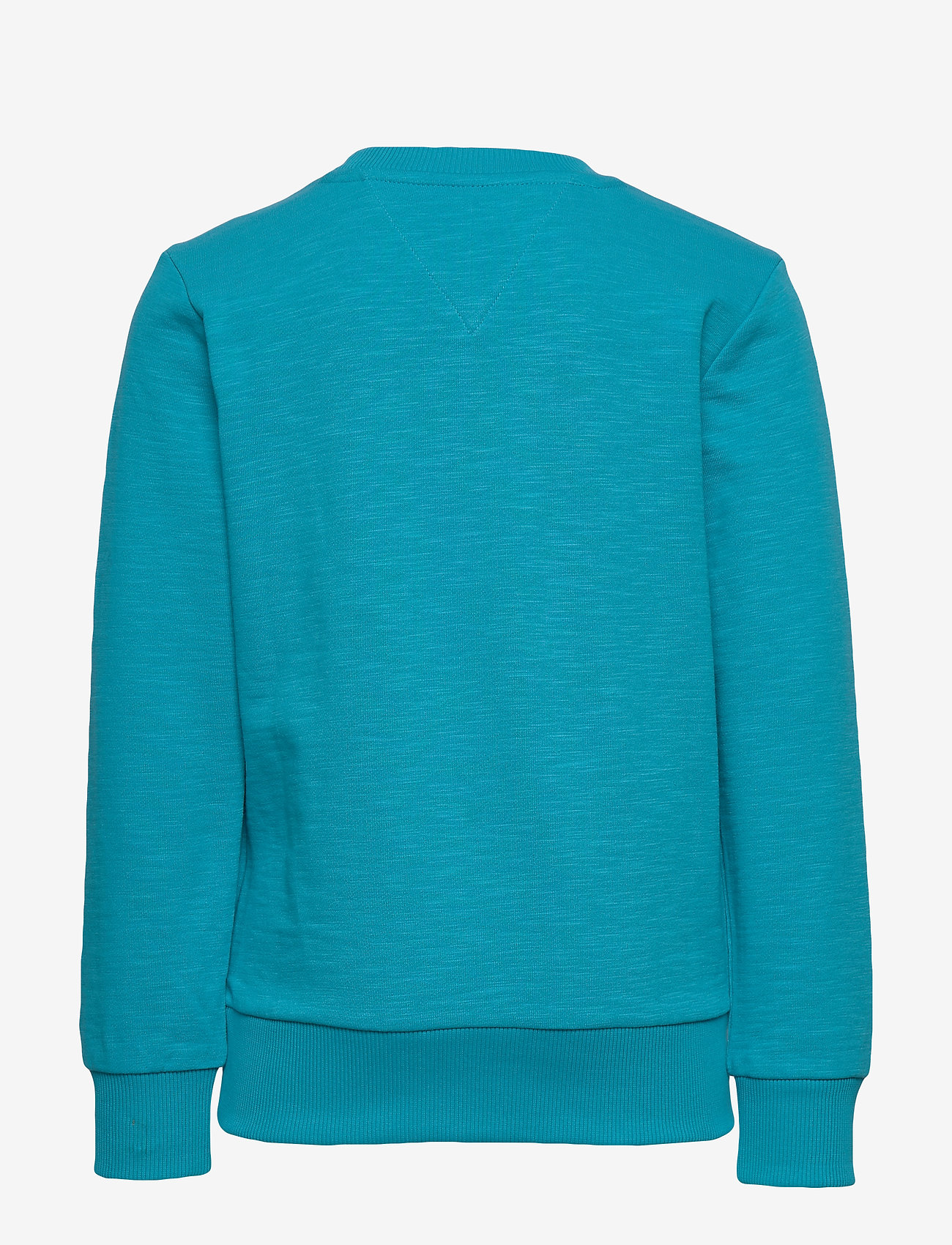 Tommy Hilfiger - ESSENTIAL LOGO SWEAT - sweatshirts - exotic teal 326-650 - 1