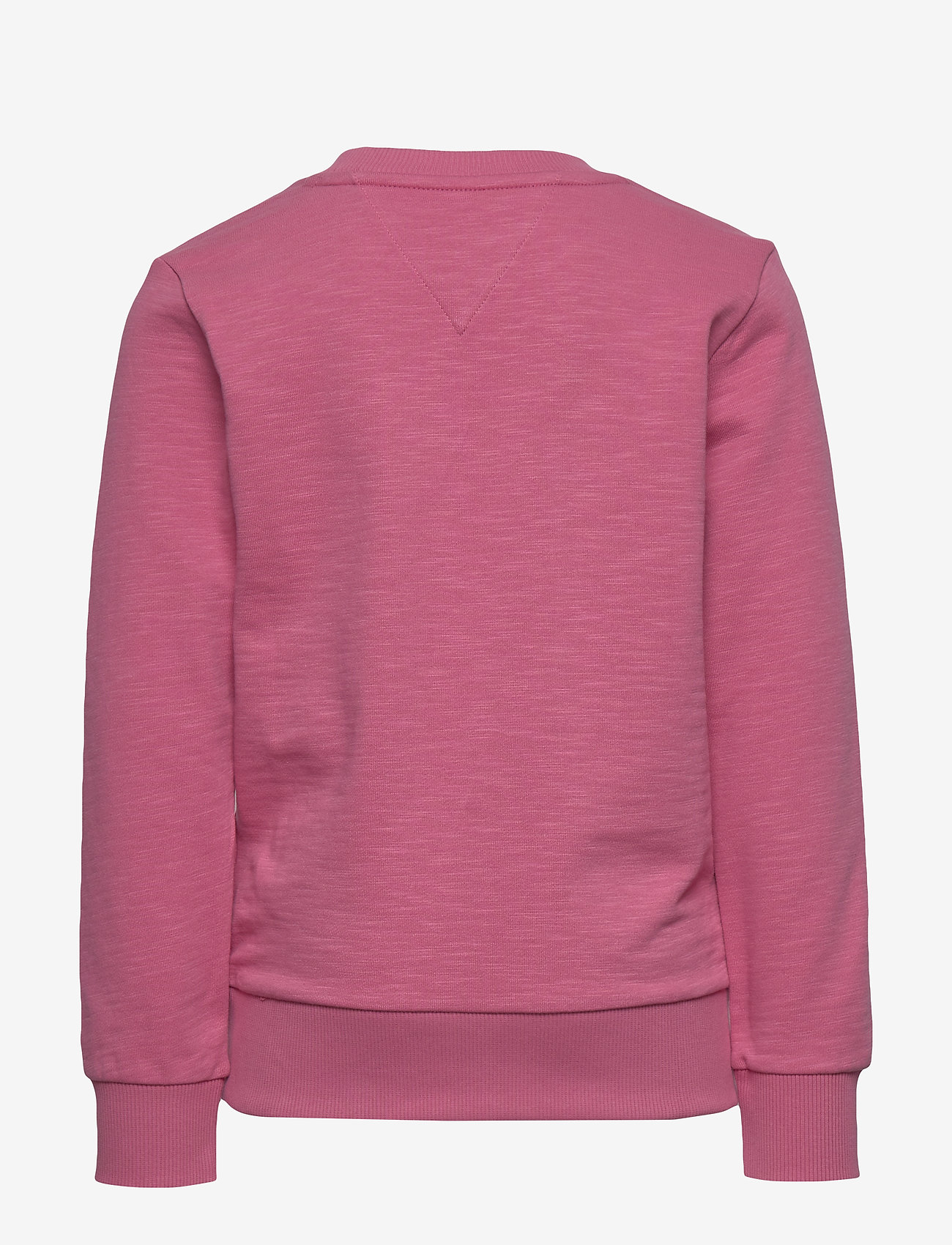 Tommy Hilfiger - ESSENTIAL LOGO SWEAT - sweatshirts - light cerise pink - 1