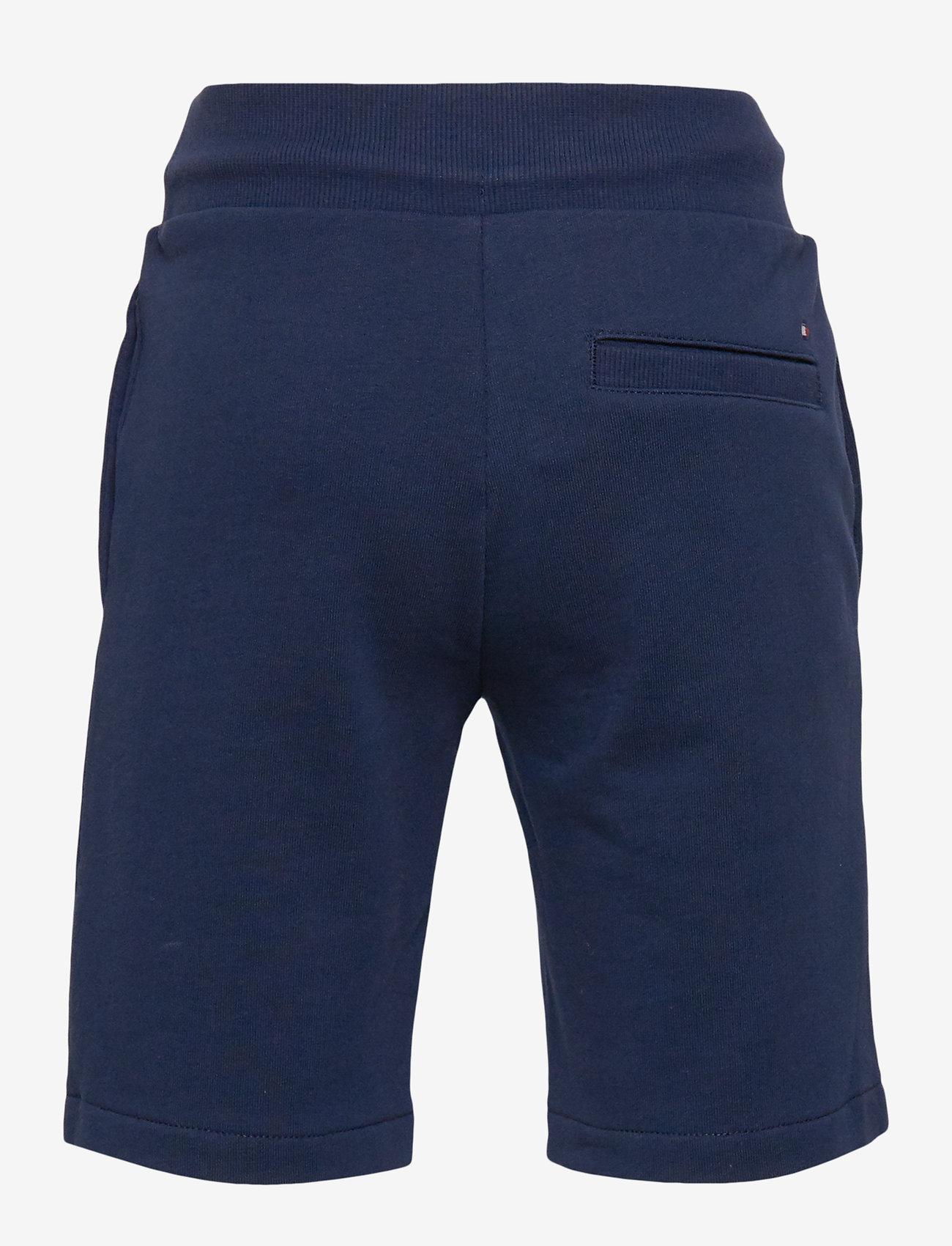 Tommy Hilfiger - ESSENTIAL SWEATSHORTS - shorts - twilight navy - 1
