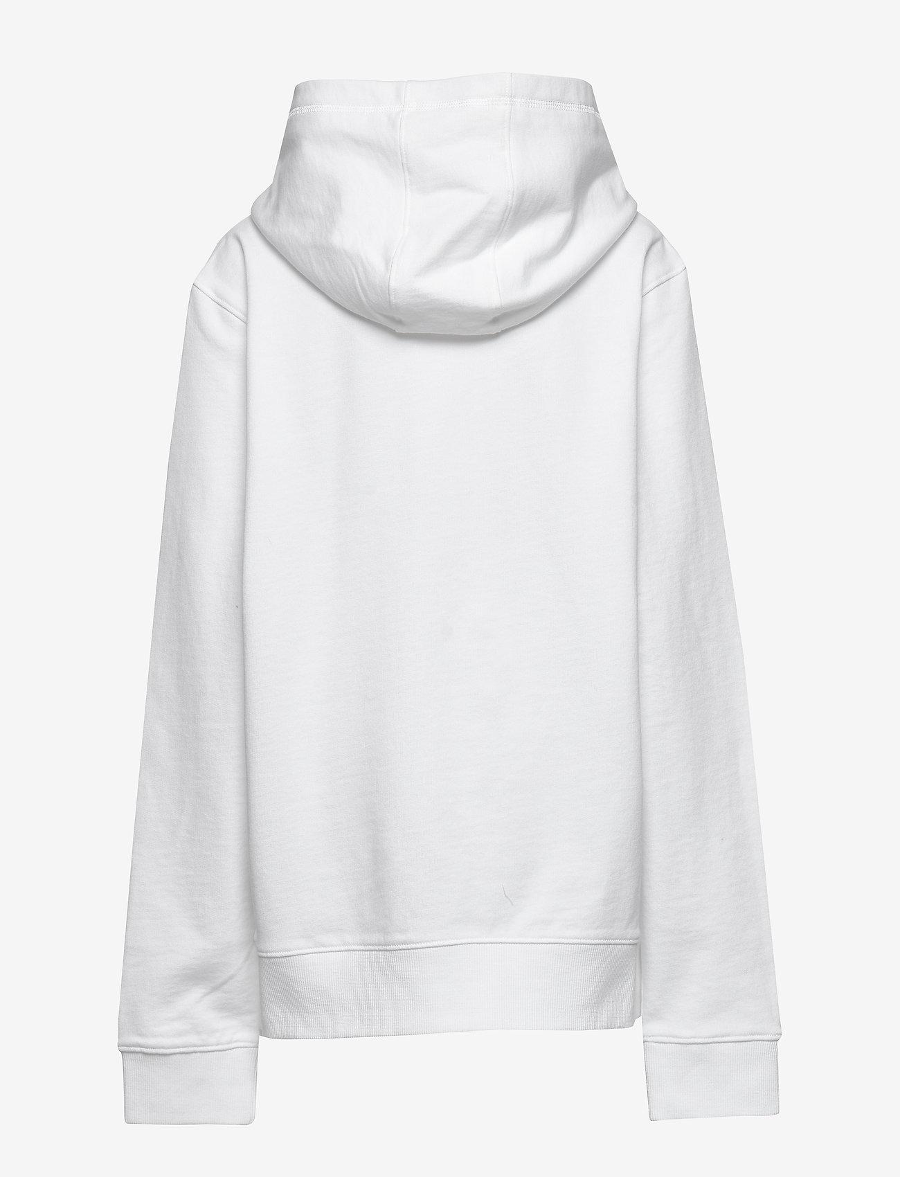 Tommy Hilfiger - ESSENTIAL HOODIE - hoodies - white 658-170