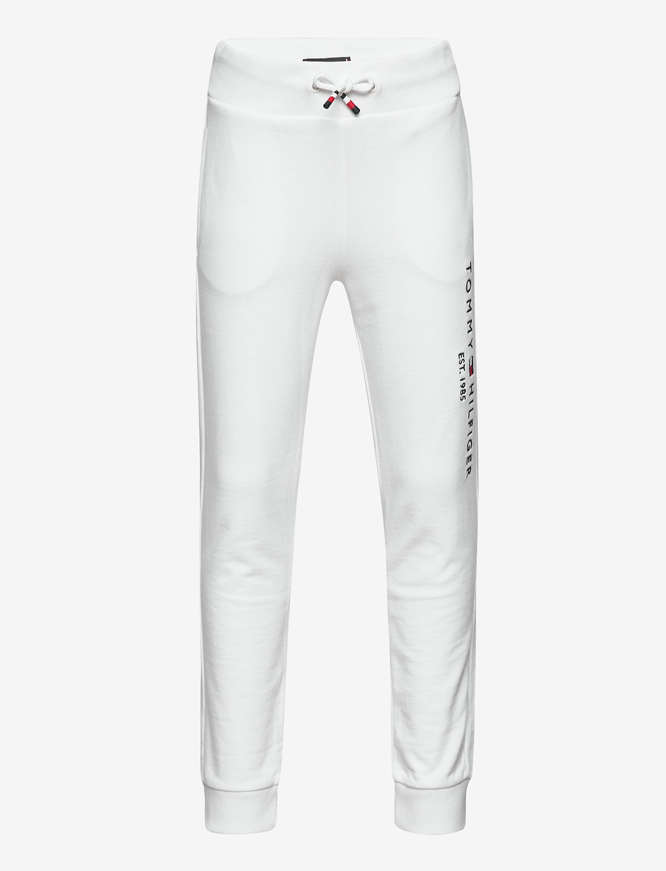 Tommy Hilfiger - ESSENTIAL SWEATPANTS - sweatpants - white - 0