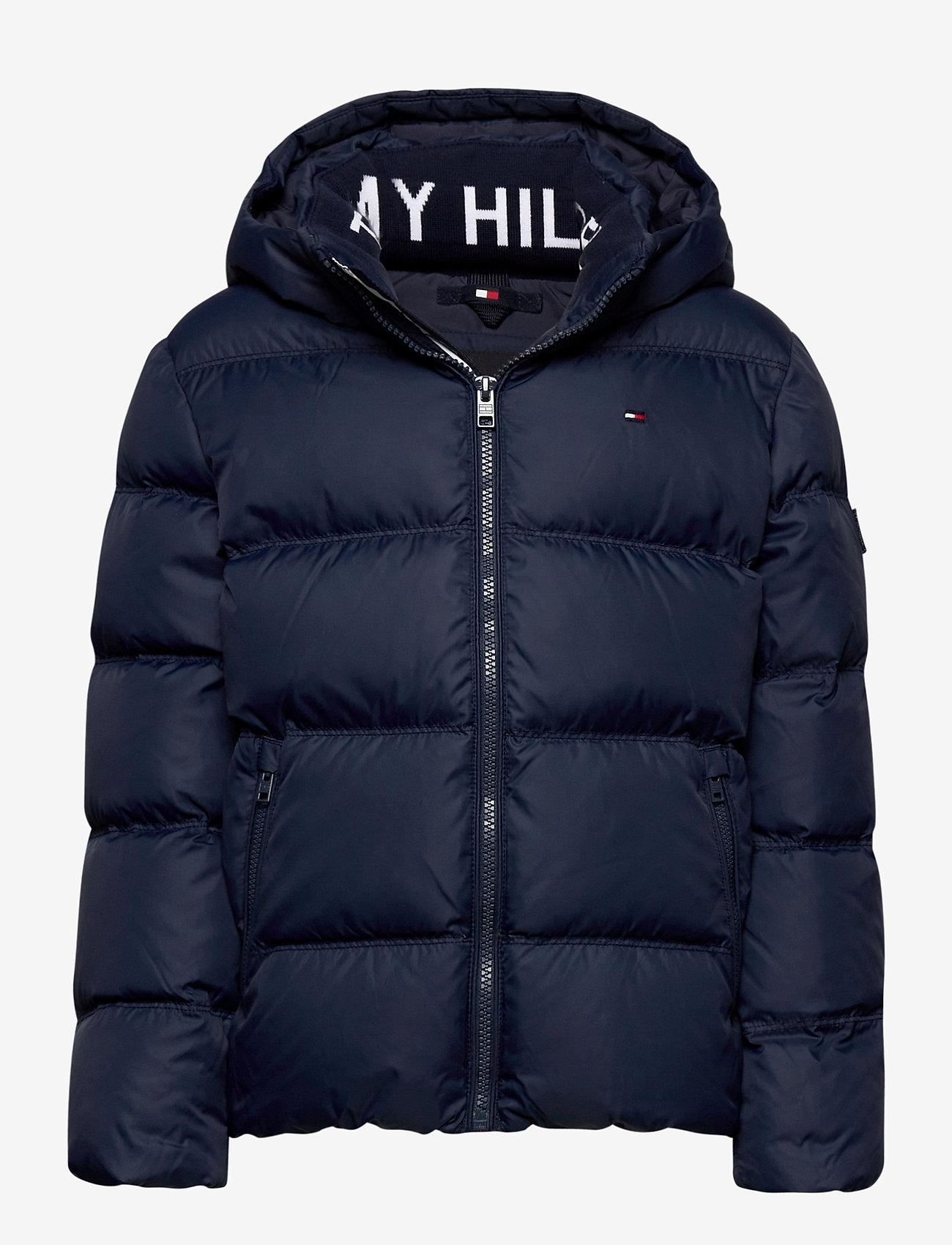 Tommy Hilfiger - ESSENTIAL DOWN JACKET - puffer & padded - twilight navy - 0