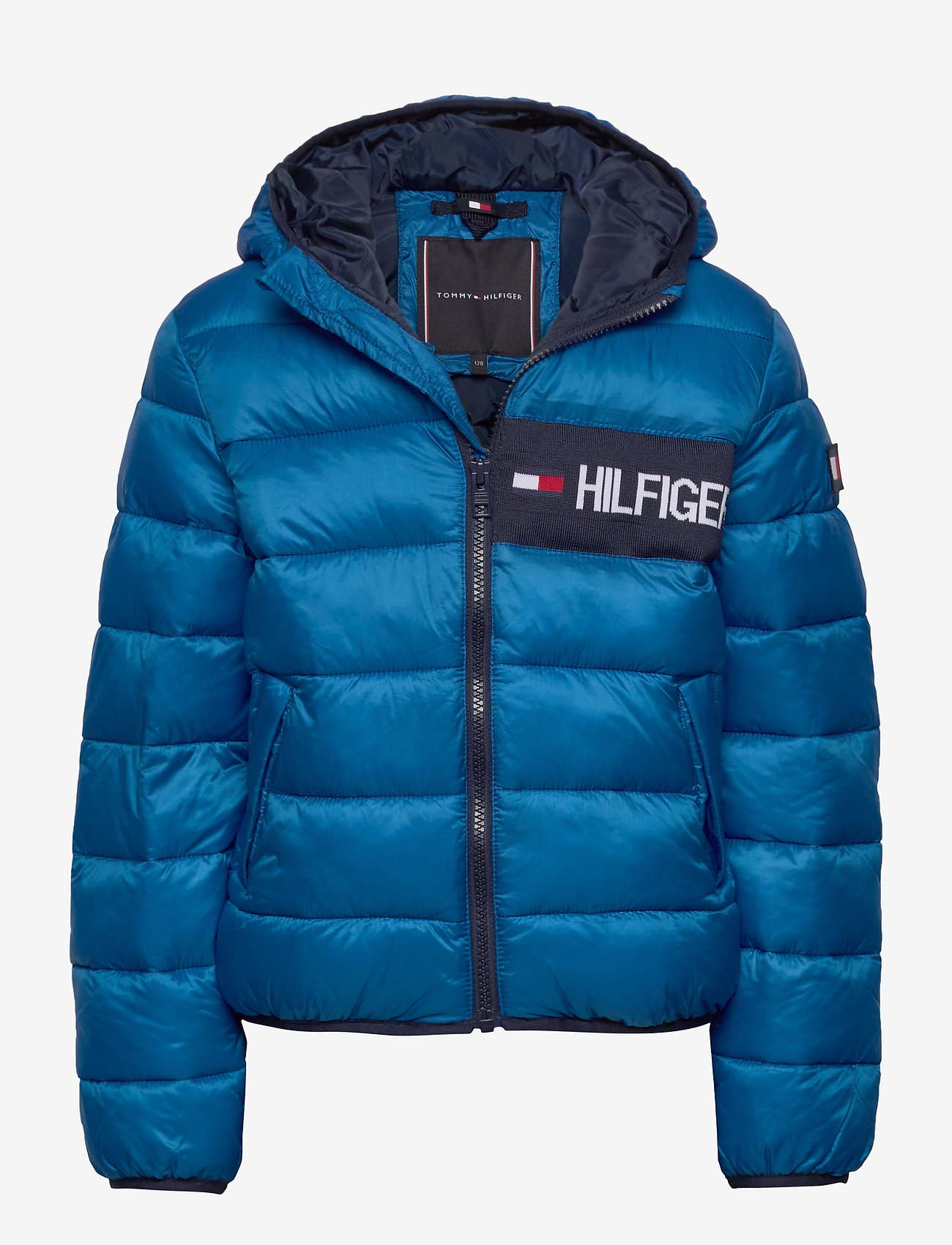 Tommy Hilfiger - ESSENTIAL PADDED JACKET - puffer & padded - dynamic blue - 0