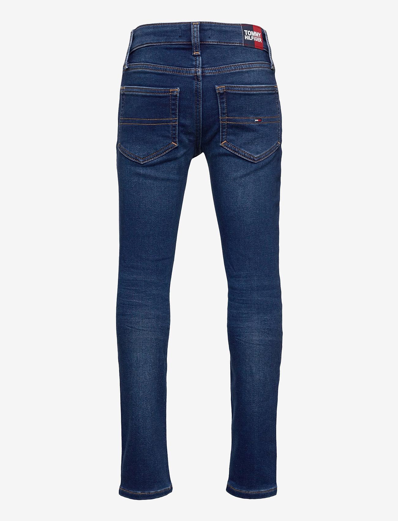 Tommy Hilfiger - SCANTON SLIM BRUSHED - BRUBLDNM - jeans - brushedbluedenim - 1