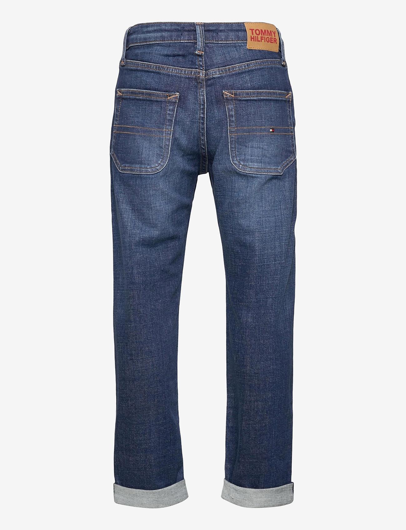 Tommy Hilfiger - MODERN STRAIGHT - jeans - summerdkbluestretch - 1