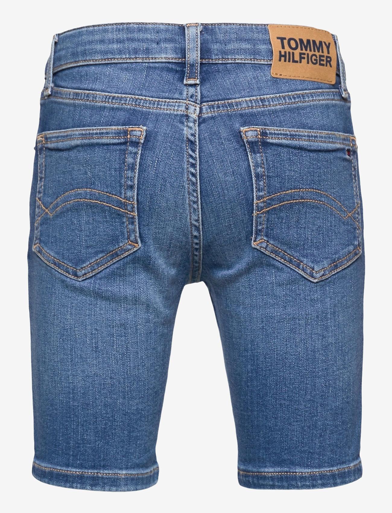Tommy Hilfiger - SPENCER SHORT - shorts - summermedbluestretch - 1