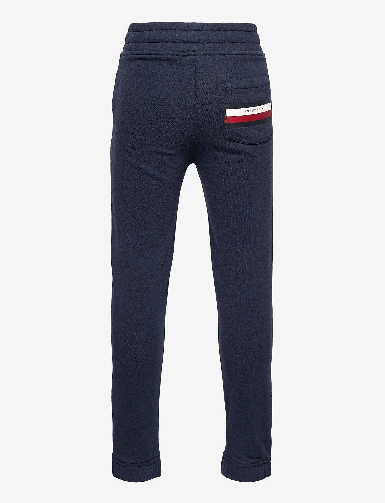 Tommy Hilfiger - TH STRIPE SWEATPANT - sweatpants - twilight navy - 1