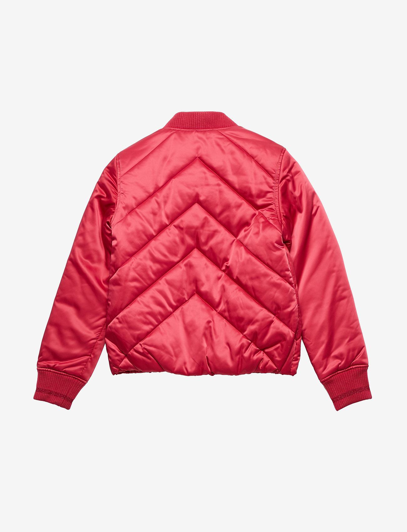 Tommy Hilfiger - ESSENTIAL QUILTED PA - bomber jackets - raspberry wine - 1