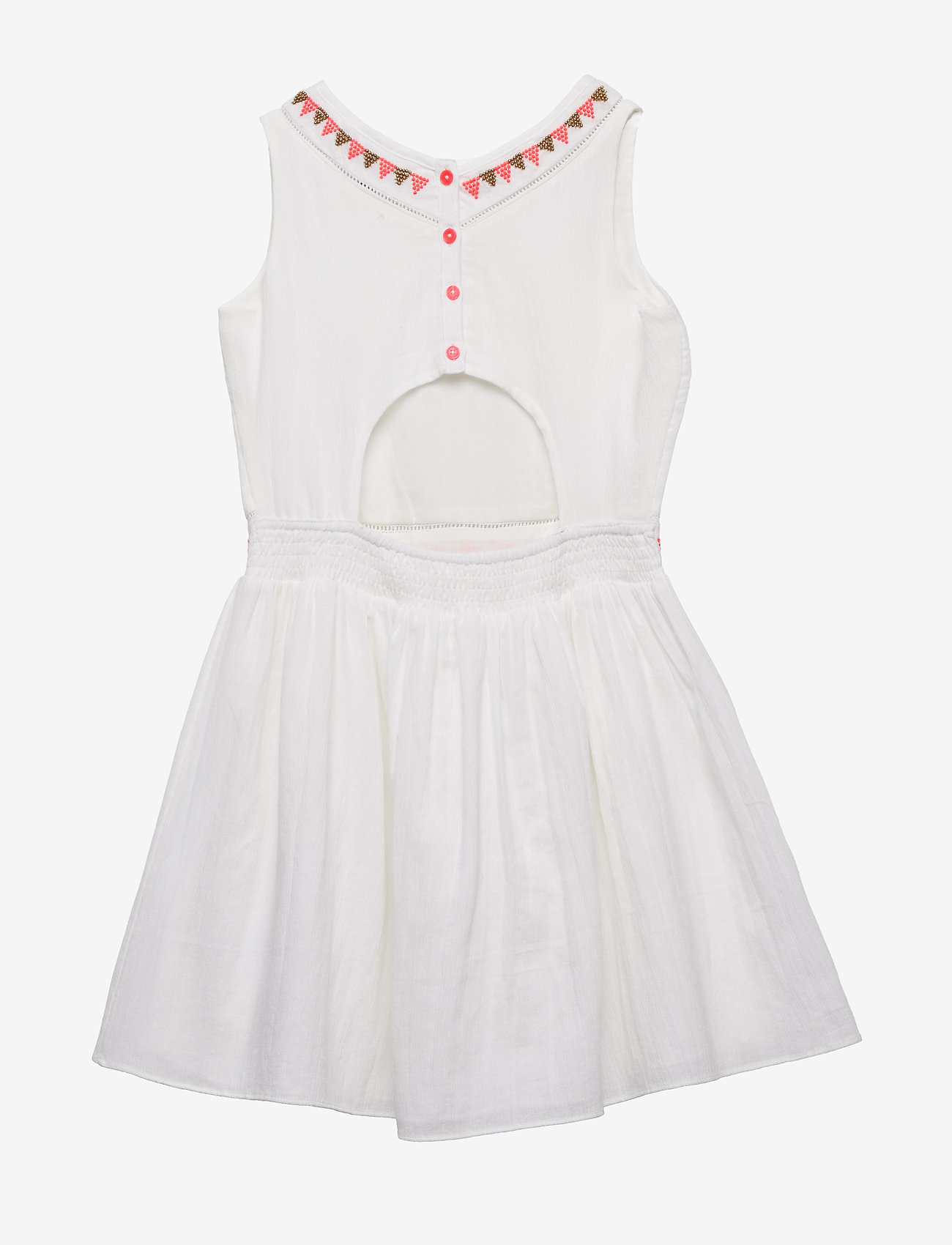 Tommy Hilfiger - ENDEARING SUN DRESS - dresses - bright white - 1