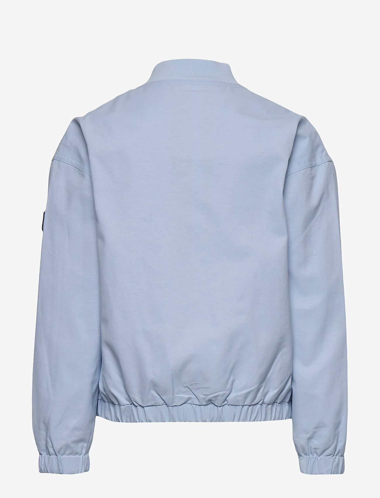 Tommy Hilfiger - TOMMY UTILITY BOMBER JACKET - bomber jackets - calm blue - 1