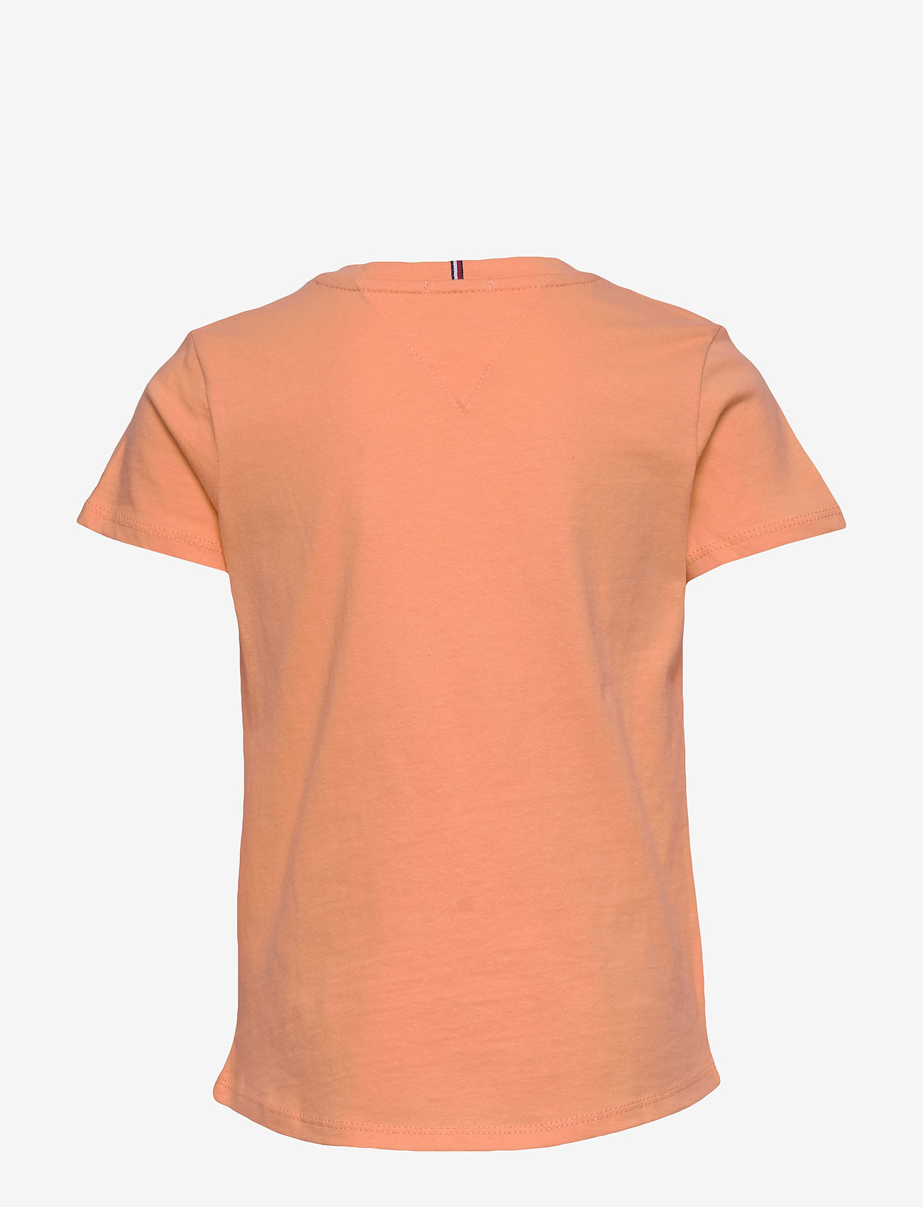 Tommy Hilfiger - ESSENTIAL  TEE S/S - short-sleeved - melon orange - 1