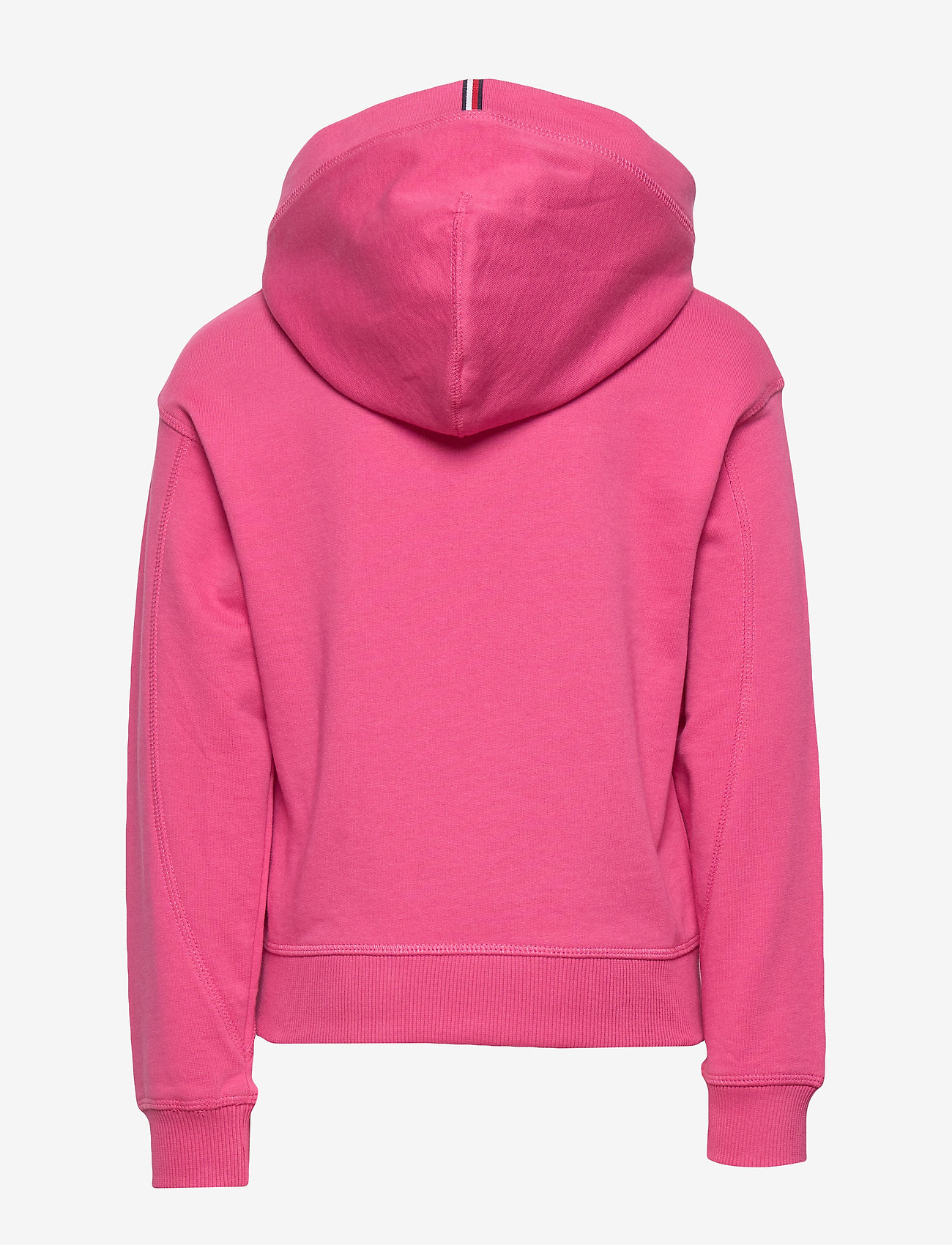 Tommy Hilfiger - ESSENTIAL HOODED SWE - hoodies - blush red