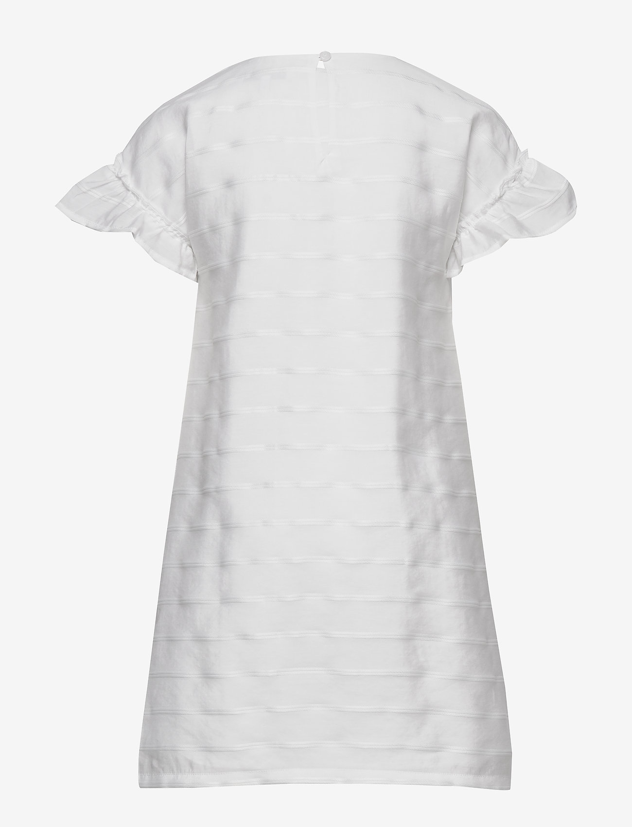 Tommy Hilfiger - EID SHIFT DRESS S/S - robes - white - 1