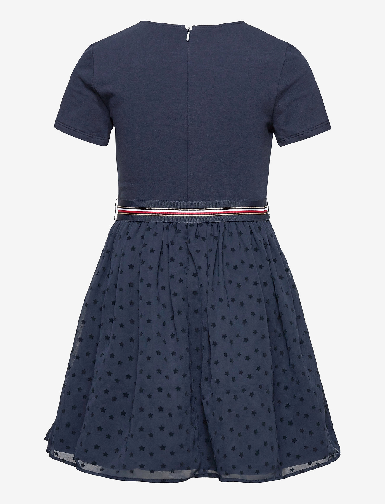 Tommy Hilfiger - COMBI DRESS S/S - dresses - twilight navy - 1