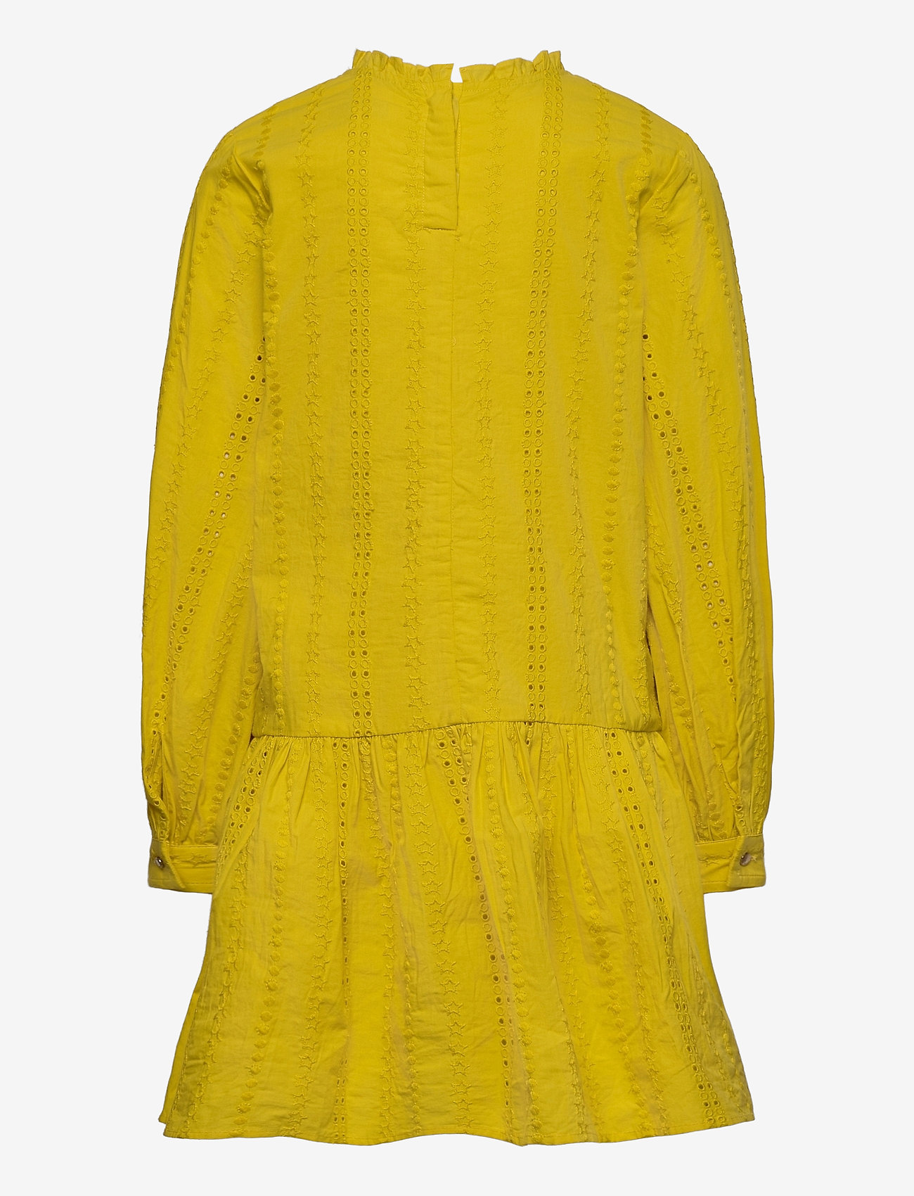 Tommy Hilfiger - EMBROIDERY ANGLAIS D - dresses - valley yellow - 1