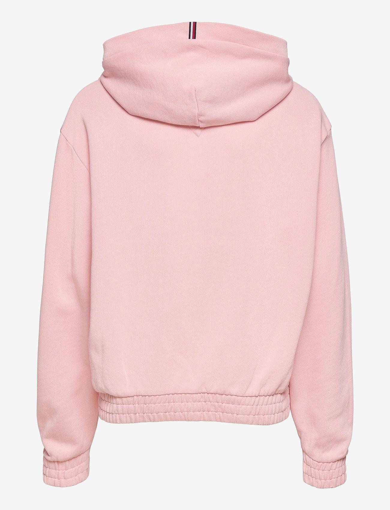 Tommy Hilfiger - ESSENTIAL  HOODIE - hoodies - delicate pink - 1