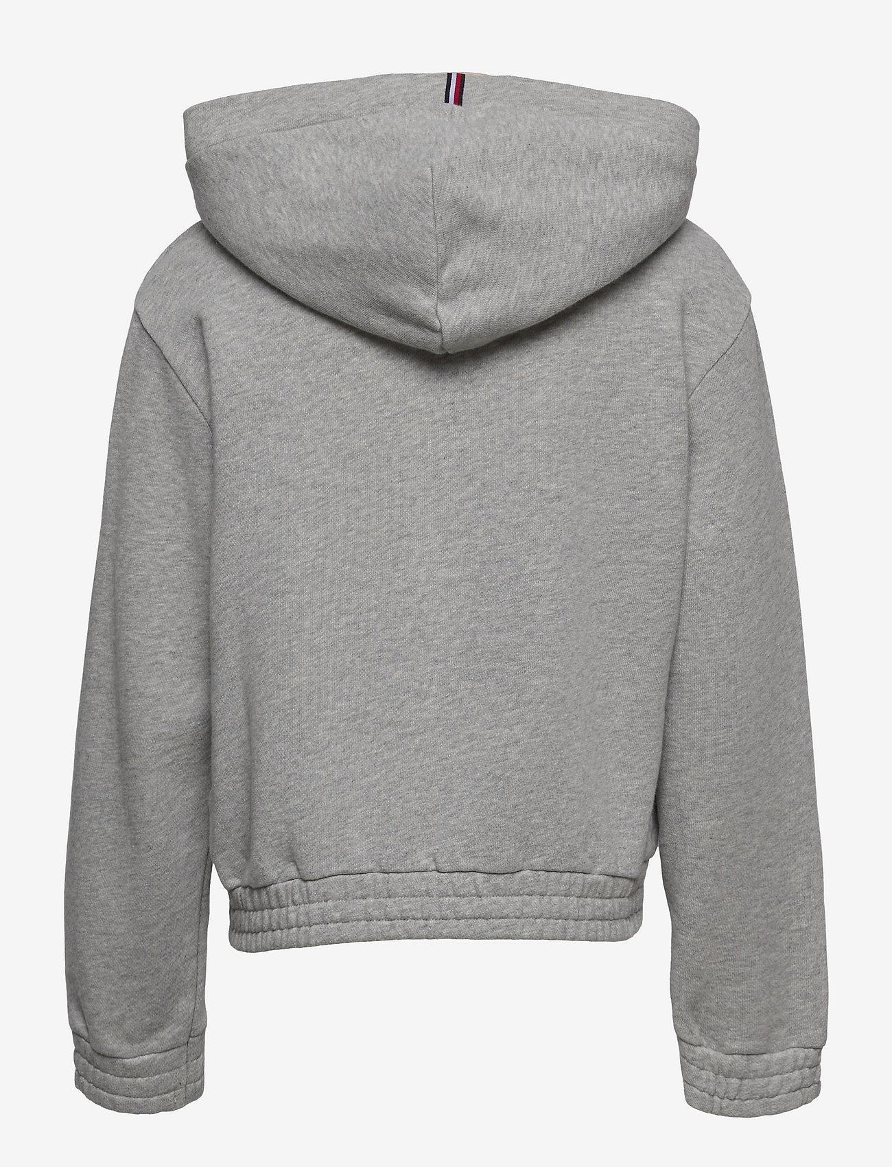 Tommy Hilfiger - ESSENTIAL  HOODIE - hoodies - grey heather - 1
